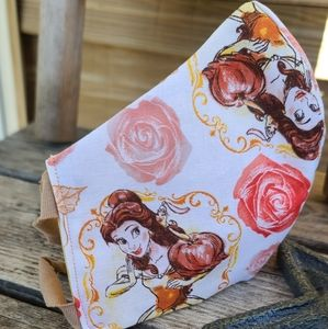 Disney Beauty and the Beast Face Mask